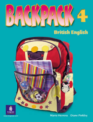 Backpack Level 4 Student's Book