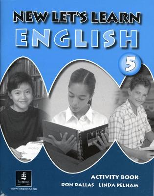 New Let's Learn English: 5: Activity Book