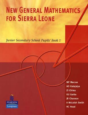New General Maths for Sierra Leone JSS PB 1