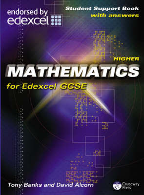 Causeway Press Higher Mathematics for Edexcel GCSE - Student Support Book (With Answers)
