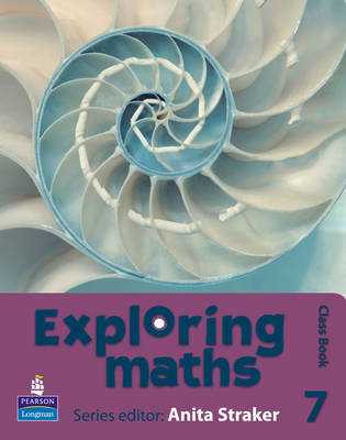 Exploring maths: Tier 7 Class book