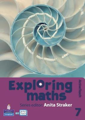 Exploring Maths: Tier 7 ActiveTeach CDROM
