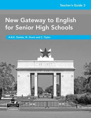 New Gateway to English for Senior High Schools: Level 3: New Gateway to English for Senior High Schools Teacher's Guide 3 Teacher's Guide