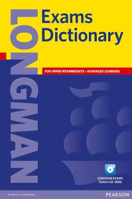 Longman Exams Dictionary Paper and CD ROM Update