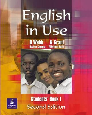 English In Use Students Book 1 for East Africa (Tanzania)