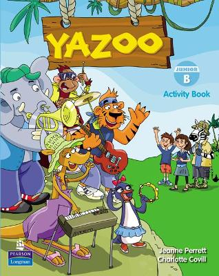 Yazoo Greece Junior B Activity Book