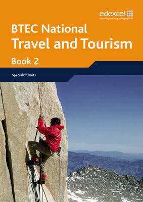 BTEC Nationals Travel and Tourism Student Book 2