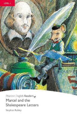Level 1: Marcel and the Shakespeare Letters CD for Pack
