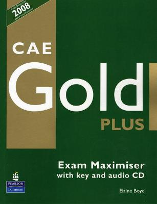 CAE Gold PLus Maximiser and CD with key Pack