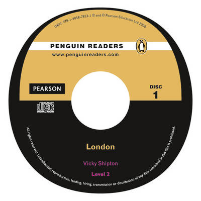 PLPR2:London Bk/CD Pack