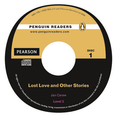 PLPR2:Lost Love and Other Stories Bk/CD Pack