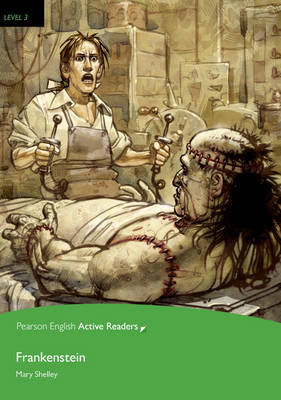 PLAR3:Frankenstein Book and CD-ROM Pack