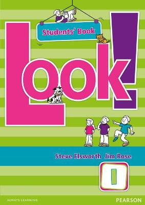Look! 1 Student's Book