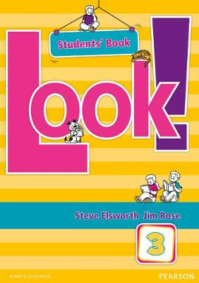 Look! 3 Students Book