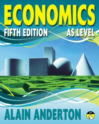 AS Level Economics Student Book: AS level Fifth edition
