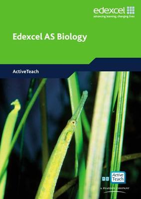 Edexcel A Level Science: AS Biology ActiveTeach CDROM: EDAS: AS Bio ActiveTeach