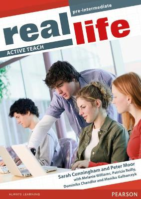 Real Life Global Pre-Intermediate Active Teach