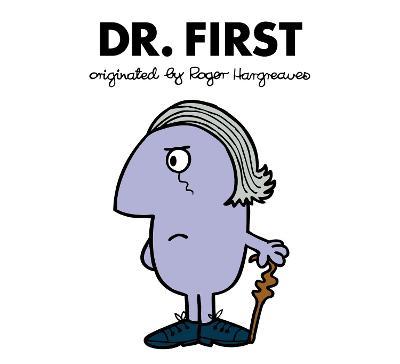 Doctor Who: Dr. First (Roger Hargreaves)