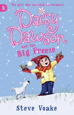 Daisy Dawson And The Big Freeze: Racing
