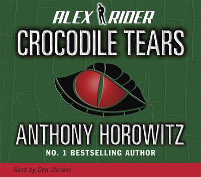 Alex Rider Bk 8: Crocodile Tears (Old Ed