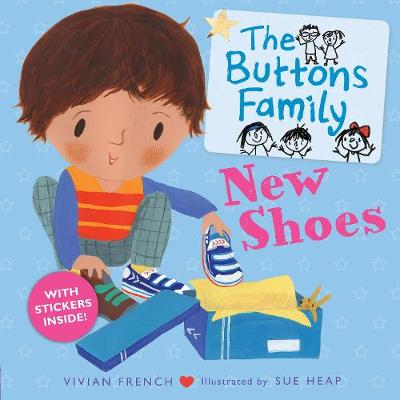 The Buttons Family: New Shoes