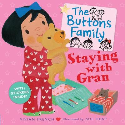 The Buttons Family: Staying with Gran
