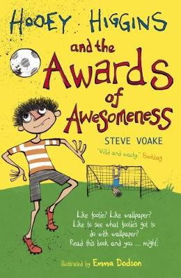 Hooey Higgins and the Awards of Awesomeness