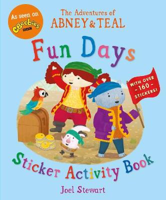 The Adventures of Abney & Teal: Fun Days Sticker Activity Book
