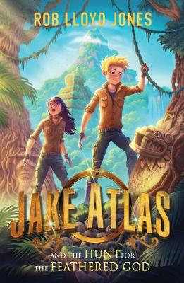 Jake Atlas and the Hunt for the Feathered God