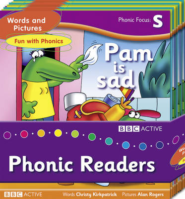 Words and Pictures Fun with Phonics Readers Multi-Pack