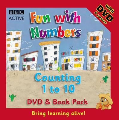 Fun with Numbers: Counting 1 to 10 Pack