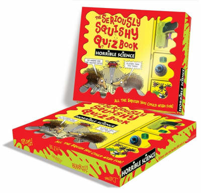 The Seriously Squishy Quiz Book Pack
