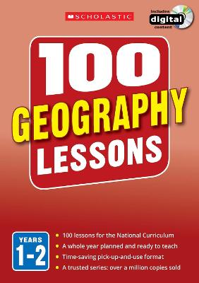 100 Geography Lessons: Years 1-2