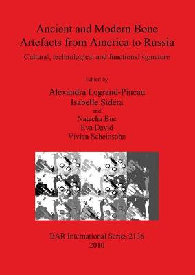 Ancient and Modern Bone Artefacts from America to Russia: Cultural, technological and functional signature