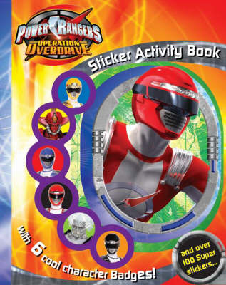 Disney Power Rangers Operation Overdrive