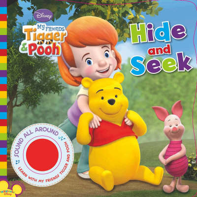 "Disney ""My Friends Tigger and Pooh"" Hide and Seek"