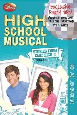 Disney Stories from East High: v. 9: Ringin' it in