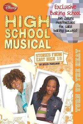 """Disney Stories from """"East High"""": v. 10: Turn Up the Heat"""