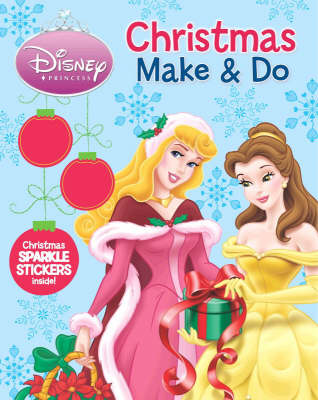 "Disney ""Princess"" Christmas Make and Do"
