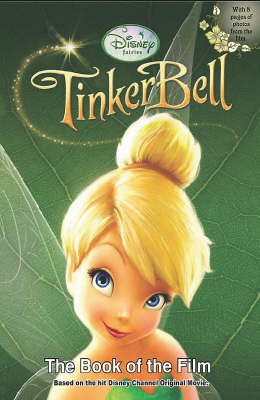 Disney Tinker Bell Book of the Film
