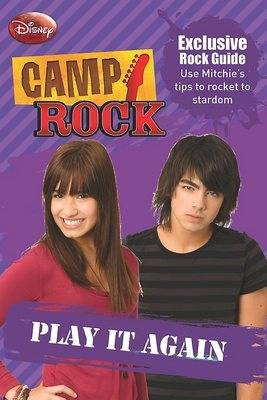 """Disney Stories from """"Camp Rock"""": v. 1: Play it Again"""
