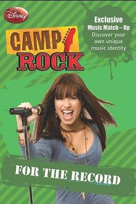"Disney Stories from ""Camp Rock "": v. 2: For the Record"