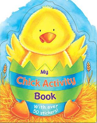 My Chick Activity Book