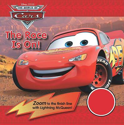 "Disney Single Sound Board Book: ""Cars"""