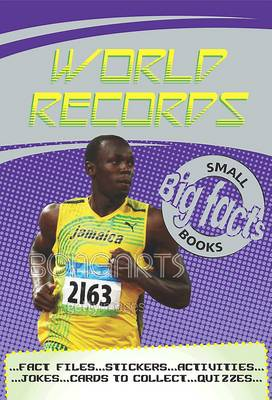 Kids Pocket Book: World Records
