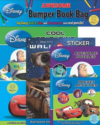 Disney Bumper Book Bag: Pixar