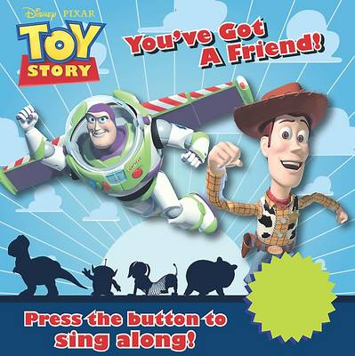 "Disney Single Sound Board Book - ""Toy Story"": You've Got a Friend"