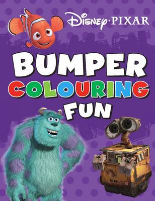 Disney Pixar: Bumper Colouring Fun