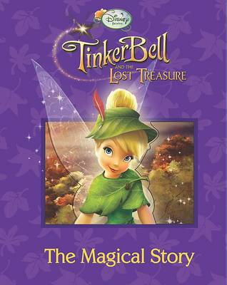 Disney Magical Story: Tinker Bell and the Lost Treasure