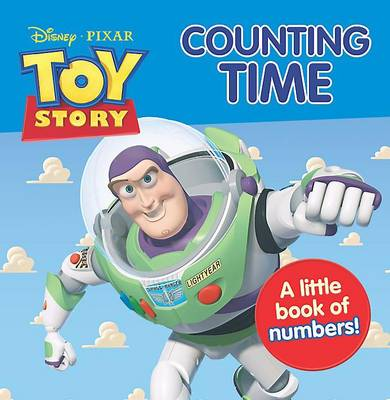 """Disney Mini Board Books - """"Toy Story"""": Counting Time"""
